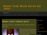 Marabout africain maitre des sciences occultes