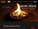 Marabout Joseph voyant africain en Suisse